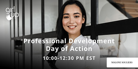 Girl Up Leadership Summit: Professional Development Day of Action tickets