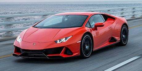Lamborghini San Francisco's  Topgolf Drive Event tickets