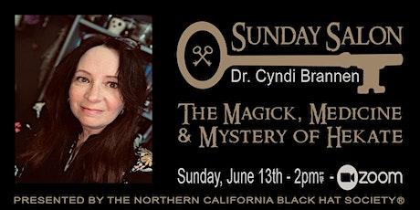 Sunday Salon with Dr. Cyndi Brannen tickets