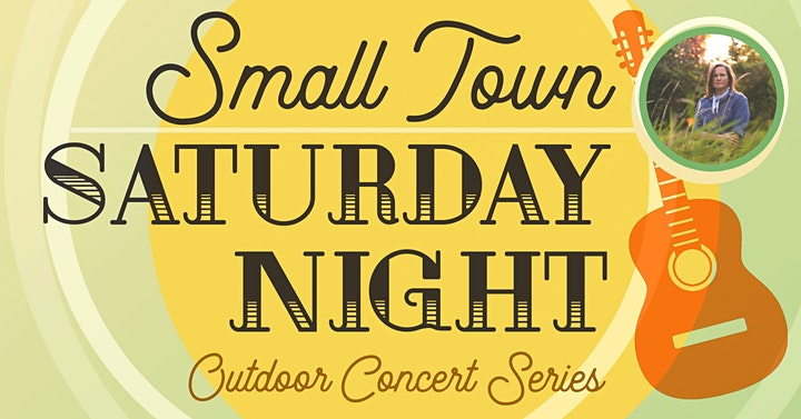 Small Town Saturday Night: JERRIKA MIGHELLE image