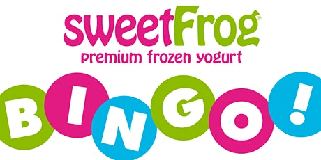 Picture Bingo at sweetFrog Woodmore tickets