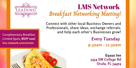 Breakfast Networking Meeting tickets