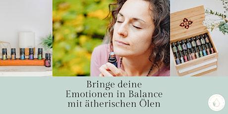 Emotions- und Stressmanagement mit ätherischen Ölen Tickets