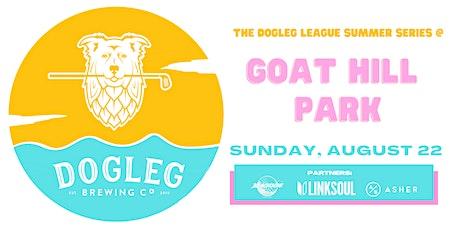 Summer Series @  GOAT HILL PARK tickets