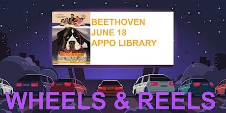 Wheels & Reels: Beethoven tickets