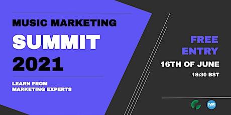 Music Marketing Summit biglietti
