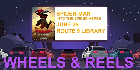Wheel & Reels: Spider-Man: Into the Spider-Verse tickets