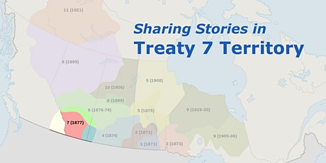 Sharing Stories in Treaty 7 Territory tickets
