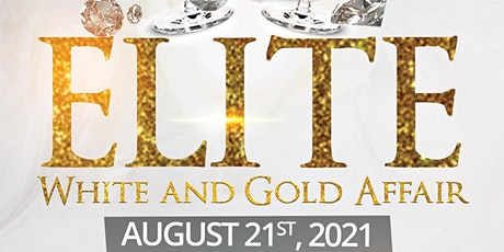 ELITE: White and Gold Affair tickets