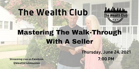 June Wealth Club Meeting tickets