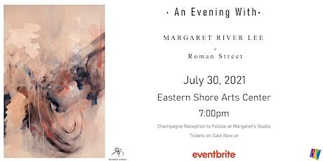 Roman Street with Artist Margaret River Lee tickets