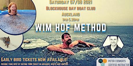 Wim Hof Method course @ Auckland tickets