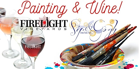 Painting & Wine! tickets