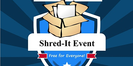 Shred-It Community Event tickets