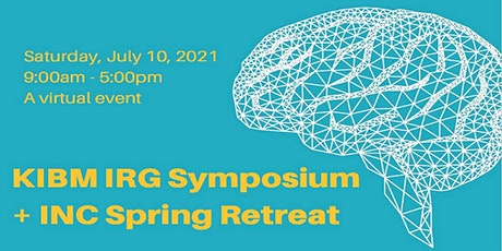KIBM Symposium on Innovative Research & INC Cognitive Neuroscience Retreat tickets