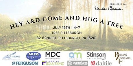 Hey A&D Come and Hug a Tree tickets