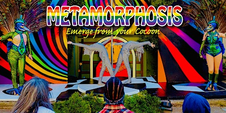 Metamorphosis PRIDE! Emerge From Your Cocoon tickets