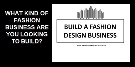 Build A Fashion Business (September 2021 Edition) tickets