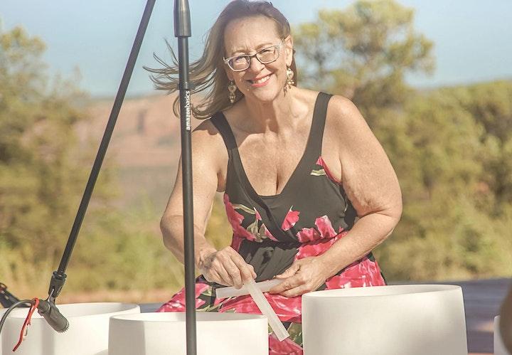 Crystal Singing Bowl Meditation image