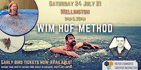 Wim Hof Method course @ Wellington tickets