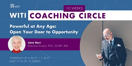 Powerful at Any Age: Open Your Door to Opportunity tickets