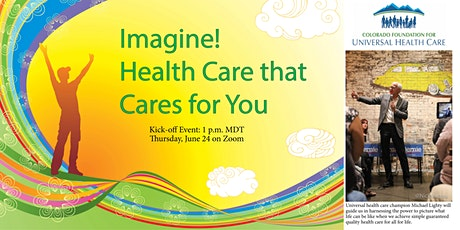 Imagine! Health Care that Cares for You kick-off event tickets