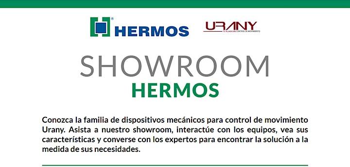 Imagen de Showroom Querétaro | Soluciones en Control de Movimiento Urany