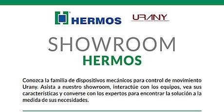 Showroom | Soluciones en Control de Movimiento Urany boletos