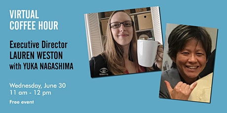 Coffee Chat with Acterra's Executive Director tickets