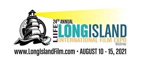 2021 GOLD PASS - All Access to Long Island International Film Expo tickets