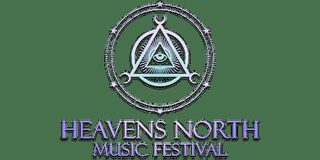 Heavens North Music Festival tickets
