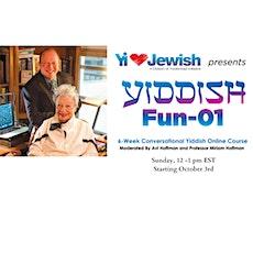 Yiddish Fun 01- 10-03-21 tickets
