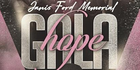 Janis Ford Memorial Hope Gala tickets