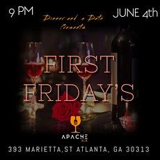 Dinner and a Date: FIRST FRIDAY tickets