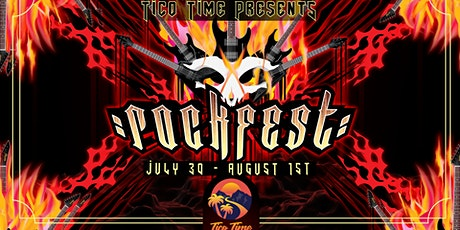 Tico Time Rockfest tickets