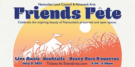 Friends Fete with Almanack Arts Colony and NLC tickets