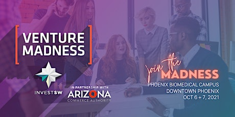 Venture Madness Conference presented by Invest Southwest tickets