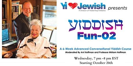 Yiddish Fun 02 10-20-21 tickets