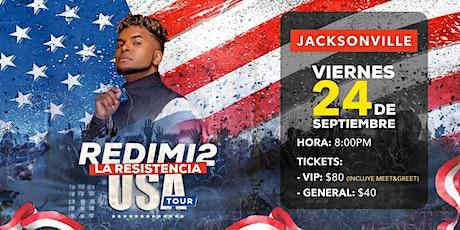 "REDIMI2 ""La Resistencia TOUR USA"" - Jacksonville FL tickets"