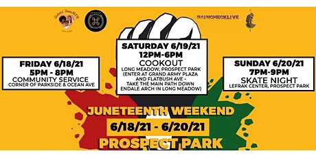 Official Juneteenth NYC tickets