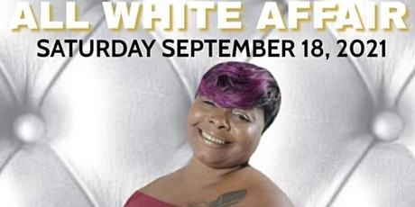 Smooth Soul Saturday - ALL WHITE AFFAIR live Performance by Nicole Jackson tickets