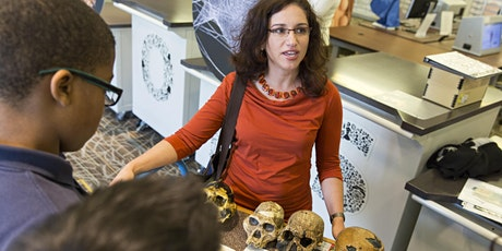 Engaging With Public Audiences on Human Evolution tickets