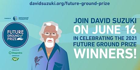 Inaugural Future Ground Prize Celebration tickets