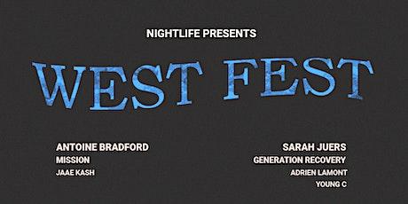 WestFest by NightLife tickets