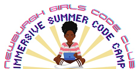 Newburgh Girls Code Club Immersive Summer Camp Info Session hosted by NFL entradas