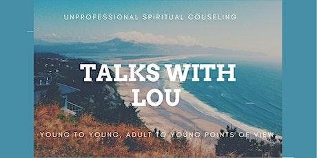 Unprofessional Spiritual Counseling tickets