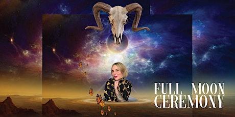 Full Moon Healing Ceremony tickets
