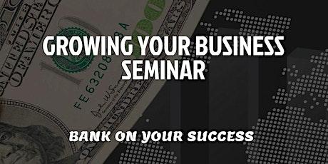 Metro Orlando NPHC Business Seminar tickets
