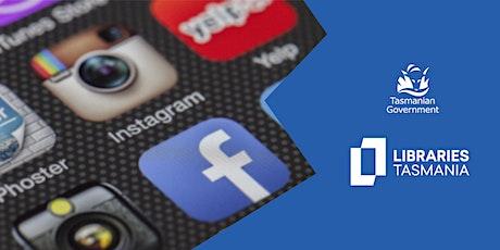 Social Media Basics (Instagram) @ Ulverstone Library tickets