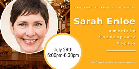 Direct Address in Shakespeare Performance: An Evening with Sarah Enloe tickets